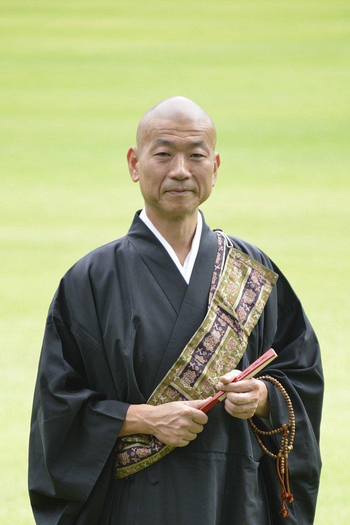 Todaiji Temple — Priest Eisho Kamitukasa